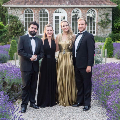 Devon Opera comes to Ugbrooke House