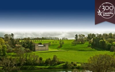 Ugbrooke Park is the 'site of the week' for Capability Brown Festival!